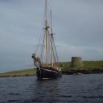 In schottischen Gewässern