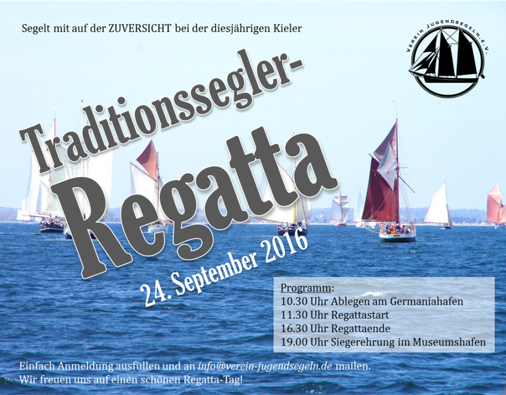 traditionsseglerregatta 2016
